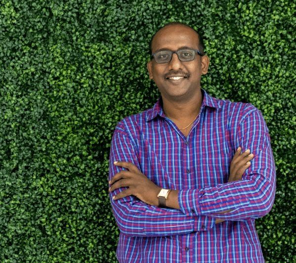 Madhan Ravendha